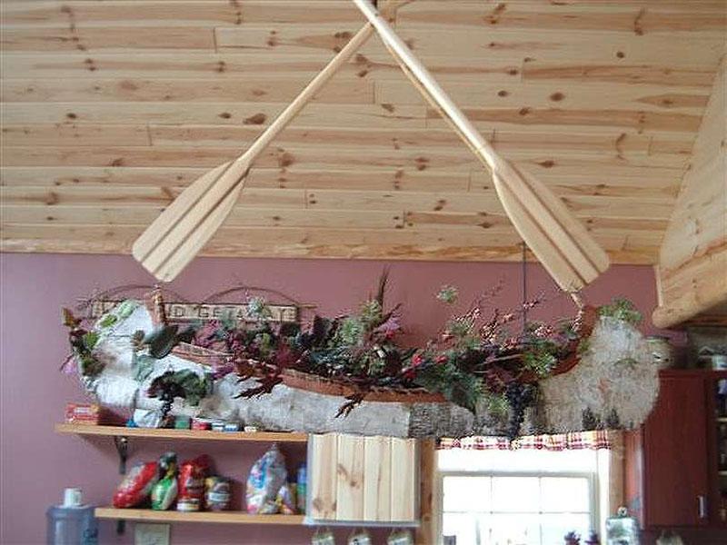 23 birch canoe