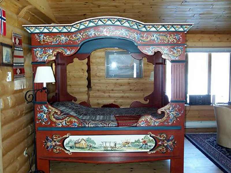 32 norweigan bed