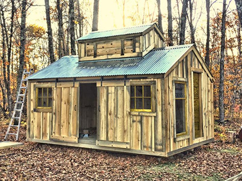 43 sugar shack