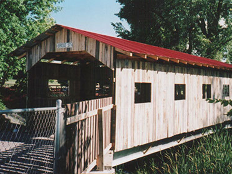 58 covered bridge
