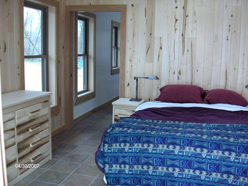 8 bass vg rocky bed